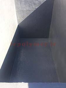 پوشش پلیمری استخر صنعتی