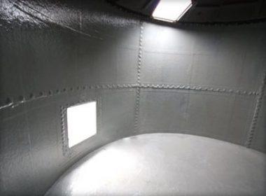 پوشش مخازن ایستاپلیمر