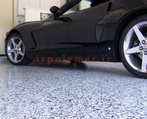 انواع پوشش کف پارکینگ