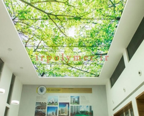 اپوکسی برای سقف