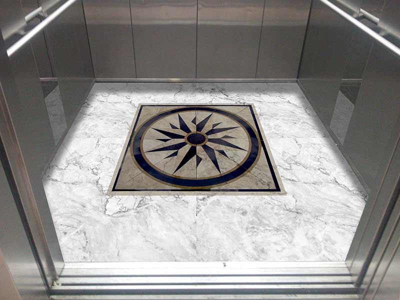 مزایای کفپوش اپوکسی آسانسور